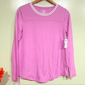 Brand New SO  Pink Long Sleeve Shirt